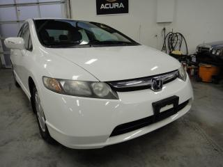 Used 2008 Honda Civic HYBRID,LOW KM,NO ACCIDENT ALL SERVICE RECORDS for sale in North York, ON
