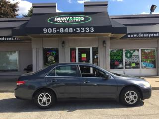 Used 2003 Honda Accord LX-G for sale in Mississauga, ON