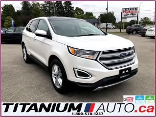 Used 2015 Ford Edge SEL-AWD-Camera-GPS-Pano Roof-Leather Heated Seats- for sale in London, ON