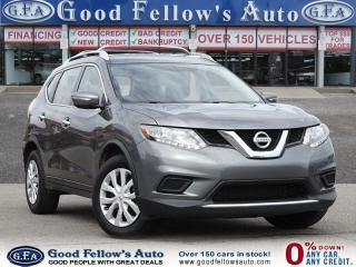 Used 2015 Nissan Rogue S MODEL, FWD, REARVIEW CAMERA for sale in Toronto, ON