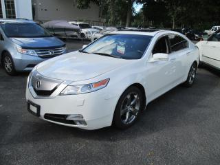 Used 2011 Acura TL w/Tech Pkg for sale in Scarborough, ON