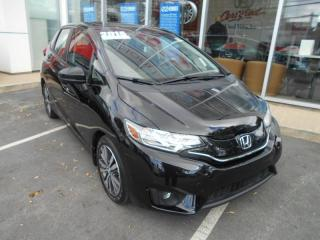 Used 2015 Honda Fit EX FWD BACKUP CAMERA HONDA CERTIFIED for sale in Halifax, NS