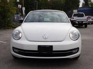 Used 2012 Volkswagen Beetle 2.0T Turbo w/Sun/Sound for sale in Coquitlam, BC