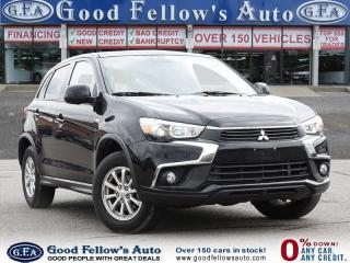 Used 2016 Mitsubishi RVR SE MODEL, 2.0 L, 4WD, REARVIEW CAMERA,HEATED SEATS for sale in Toronto, ON