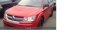 Used 2012 Dodge Journey Canada Value Pkg noaccident bluetooth certifi for sale in Toronto, ON