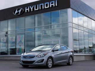 Used 2016 Hyundai Elantra GL for sale in Corner Brook, NL