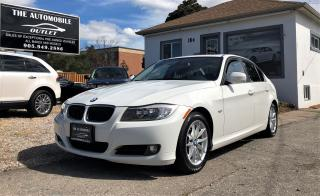 Used 2011 BMW 323i 323i SUNROOF LEATHER NO ACCIDENT for sale in Mississauga, ON