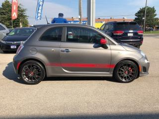 Used 2013 Fiat 500 Abarth for sale in Concord, ON
