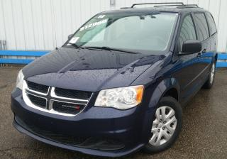 Used 2014 Dodge Grand Caravan SXT *STOW N GO* for sale in Kitchener, ON