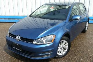 Used 2017 Volkswagen Golf TSI Trendline *HEATED SEATS* for sale in Kitchener, ON