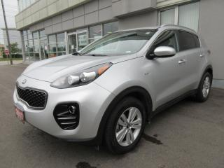 Used 2017 Kia Sportage LX for sale in Mississauga, ON