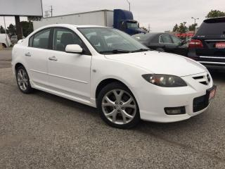 Used 2009 Mazda MAZDA3 GT, Accident Free, Certified, Warranty for sale in Woodbridge, ON