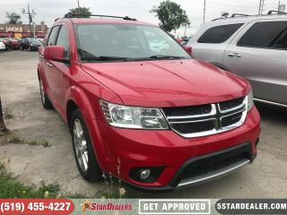 Used 2013 Dodge Journey R/T | AWD | 7PASS | NAV | ROOF for sale in London, ON