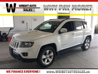 Used 2015 Jeep Compass High Altitude |SUNROOF|BLUETOOTH|LEATHER|51,296 KM for sale in Cambridge, ON