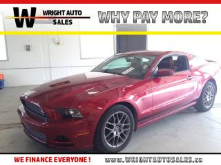 Used 2014 Ford Mustang V6|LOW MILEAGE|LEATHER|48,322 KMS for sale in Cambridge, ON