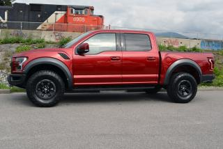 Used 2018 Ford F-150 Raptor SuperCrew 4x4 for sale in Vancouver, BC