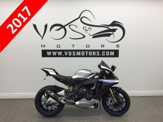 Used 2017 Yamaha YZF-R1 M Super Sport - Free Delivery in GTA** for sale in Concord, ON