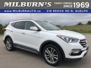 Used 2017 Hyundai Santa Fe Sport 2.0T Limited AWD for sale in Guelph, ON