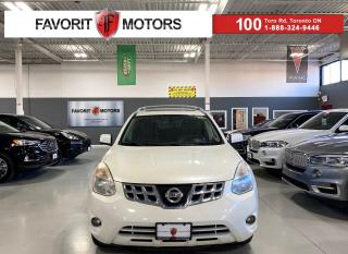 Used 2013 Nissan Rogue SL AWD|NAV|BOSE|360CAM|SUNROOF|LEATHER|HEATEDSEATS for sale in North York, ON