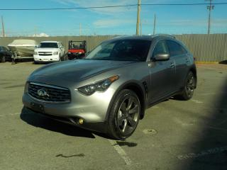 Used 2010 Infiniti FX FX50 S AWD for sale in Burnaby, BC