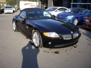 Used 2004 BMW Z4 Roadster 2 portes 3,0i for sale in Montréal, QC