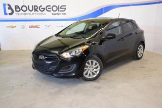 Used 2013 Hyundai Elantra GT GL for sale in Rawdon, QC