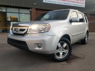 Used 2009 Honda Pilot EX PACKAGE 8 PASSENGERS 4 WHEEL DRIVE!!! for sale in North York, ON