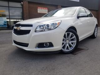 Used 2013 Chevrolet Malibu LT LEATHER BLUETOOTH!!! for sale in North York, ON
