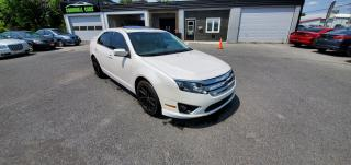 Used 2010 Ford Fusion SEL for sale in Cornwall, ON