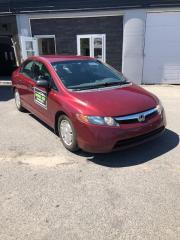 Used 2008 Honda Civic Sdn DX-G for sale in Cornwall, ON