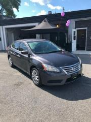 Used 2014 Nissan Sentra S for sale in Cornwall, ON