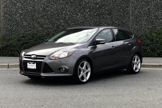 Used 2013 Ford Focus Titanium Hatchback for sale in Vancouver, BC