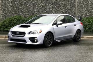 Used 2016 Subaru WRX STI 4Dr Sport Pkg 6sp for sale in Vancouver, BC