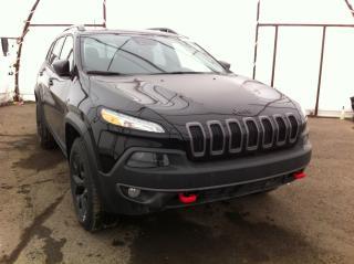 New 2018 Jeep Cherokee Trailhawk