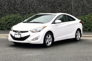 Used 2013 Hyundai Elantra Coupe GLS at for sale in Vancouver, BC