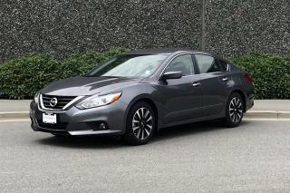 New 2018 Nissan Altima Sedan 2.5 SV CVT for sale in Vancouver, BC