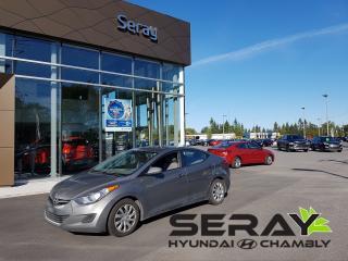 Used 2013 Hyundai Elantra Gl, En Préparation for sale in Chambly, QC