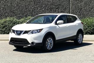 New 2018 Nissan Qashqai SV FWD CVT (2) for sale in Vancouver, BC