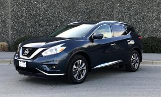 New 2018 Nissan Murano SL AWD CVT for sale in Vancouver, BC