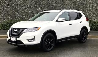 New 2018 Nissan Rogue SV Midnight Edition AWD CVT for sale in Vancouver, BC