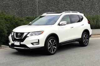 New 2018 Nissan Rogue SL AWD CVT for sale in Vancouver, BC