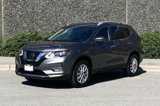 New 2018 Nissan Rogue SV AWD CVT for sale in Vancouver, BC