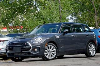 Used 2018 MINI Cooper Clubman S ALL4 for sale in Ottawa, ON