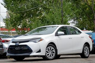 Used 2018 Toyota Corolla 4-door Sedan LE CVTi-S for sale in Ottawa, ON
