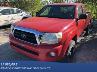 Used 2008 Toyota Tacoma L4 for sale in Rivière-Du-Loup, QC