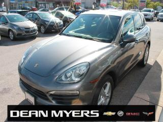 Used 2011 Porsche Cayenne S for sale in North York, ON