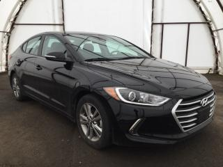 Used 2018 Hyundai Elantra GL BLIND SPOT DETECTION, HEATED SEATS, REVERSE CAMERA, HANDSFREE CALLING, ALUMINUM WHEELS for sale in Ottawa, ON