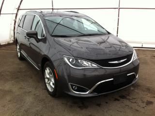Used 2018 Chrysler Pacifica Touring-L TRAILER TOW GROUP 3600LBS, 7.0 TOUCH SCREEN, REMOTE STARTER for sale in Ottawa, ON