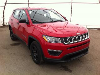 New 2018 Jeep Compass Sport for sale in Ottawa, ON