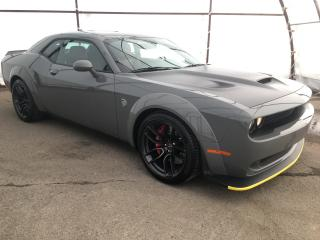 New 2018 Dodge Challenger SRT Hellcat WideBody Destroyer Grey for sale in Ottawa, ON
